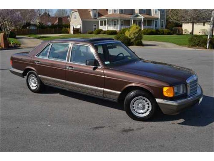 1985 mercedes benz 500 photos informations articles for 1985 mercedes benz 500sel