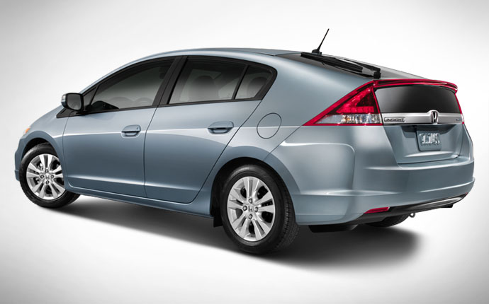 2013 Honda Insight #7