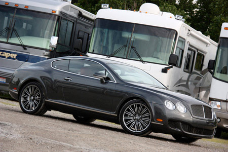 2009 Bentley Continental Gt Speed #14