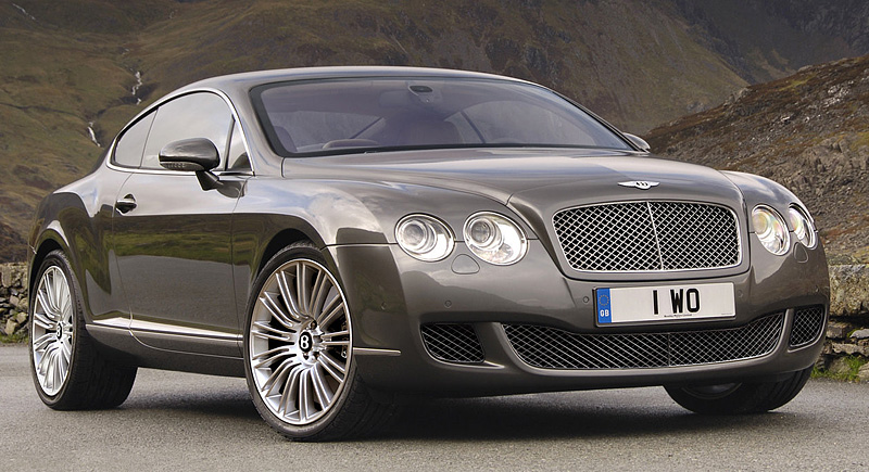 2007 Bentley Continental Gt #3