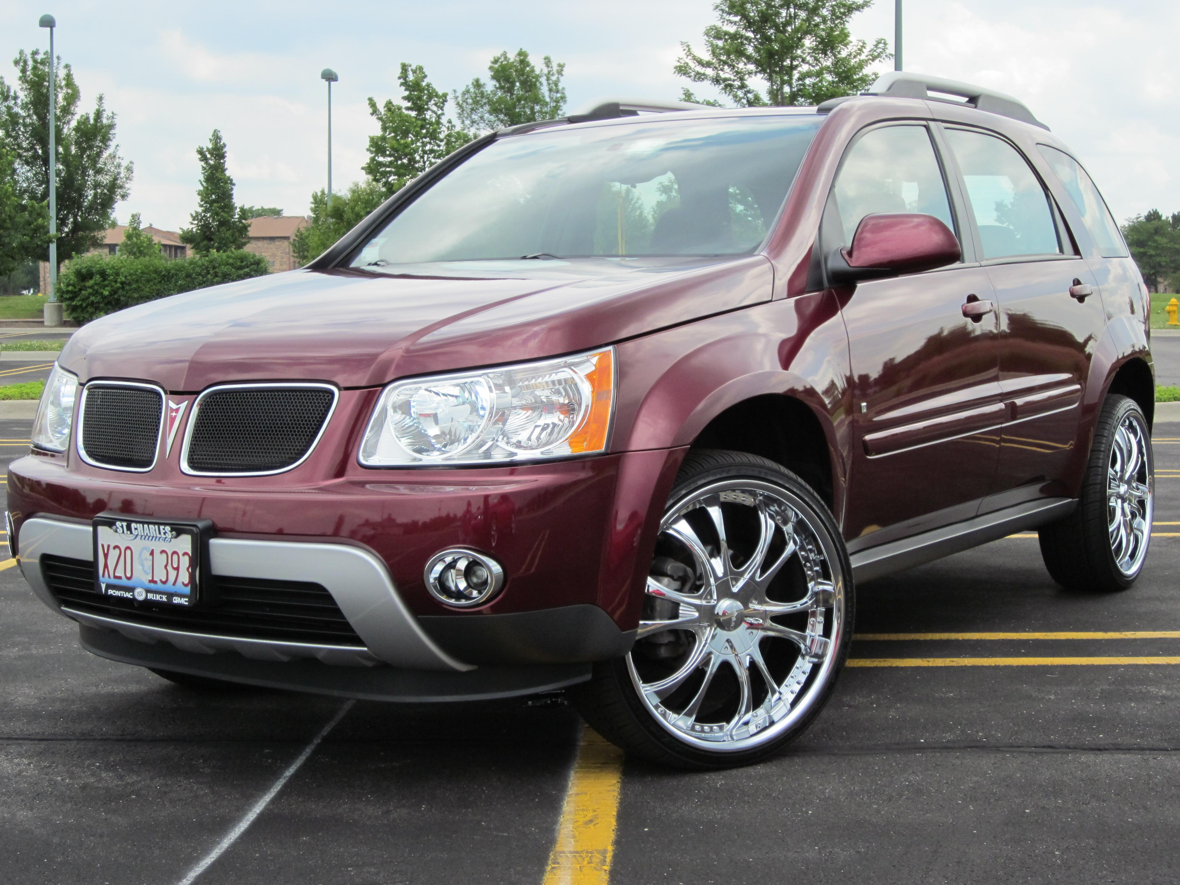 2008 Pontiac Torrent #11