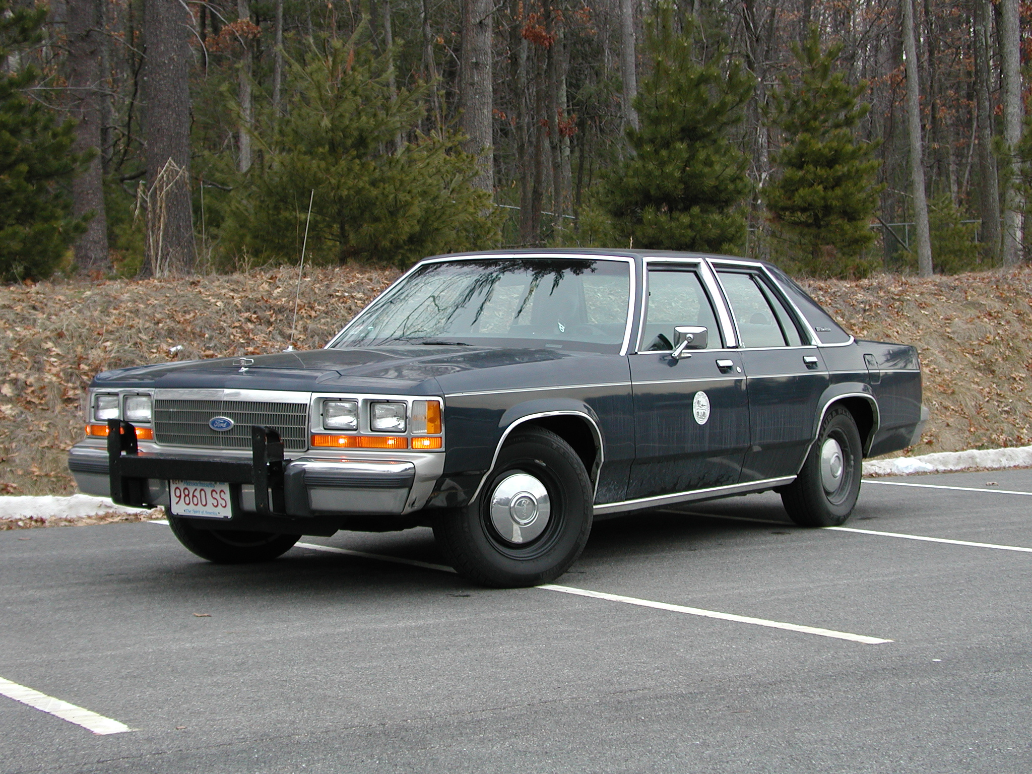 1991 Ford Ltd Crown Victoria #3