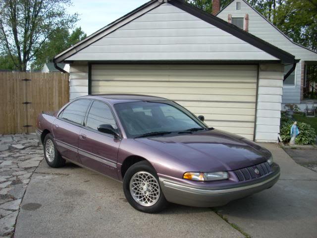 1995 Chrysler Concorde #16