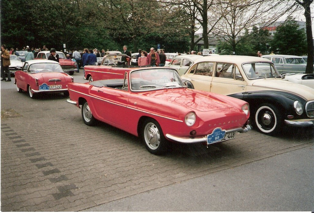 1962 Renault Caravelle #12