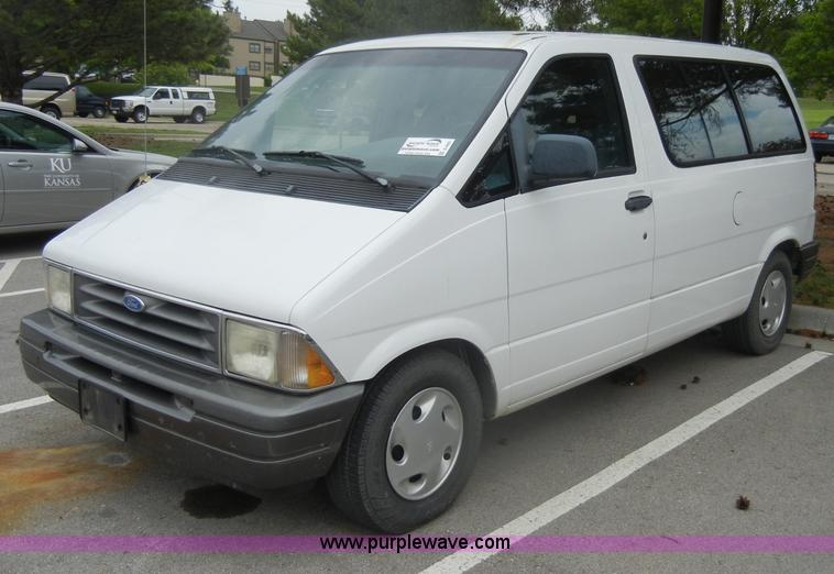 1996 ford aerostar photos  informations  articles