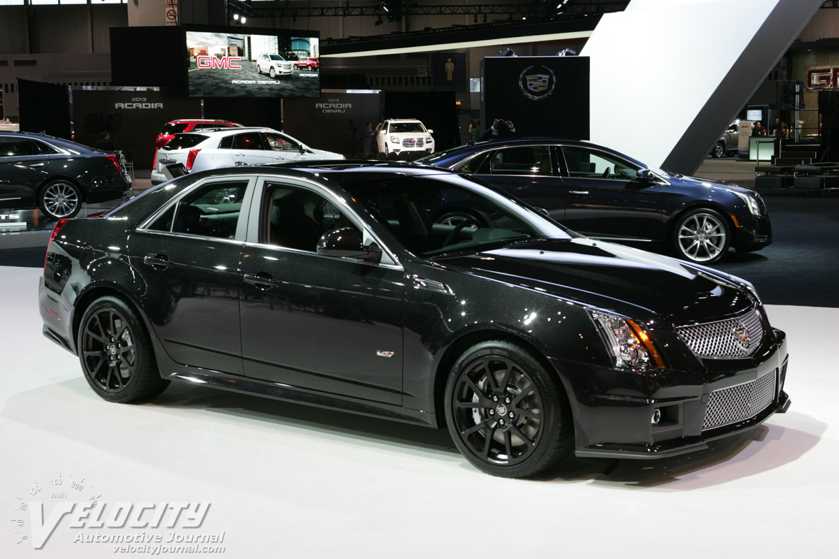2012 cadillac cts v photos informations articles. Black Bedroom Furniture Sets. Home Design Ideas