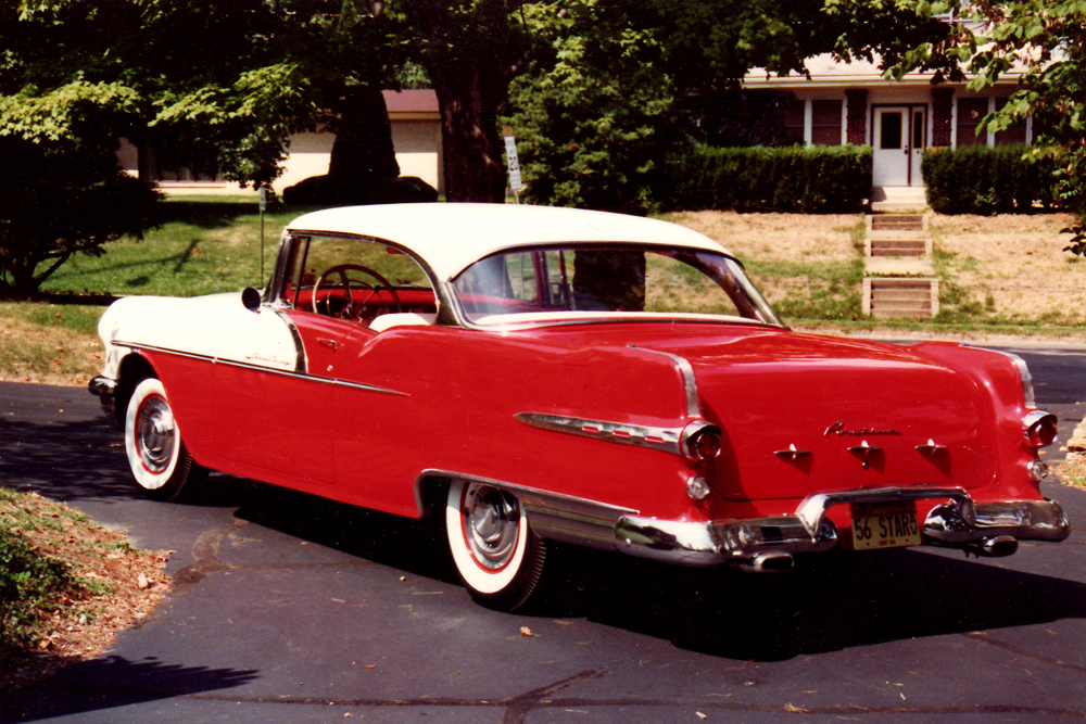 1956 Pontiac Star Chief #8
