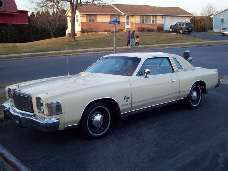 1978 Chrysler Cordoba #6