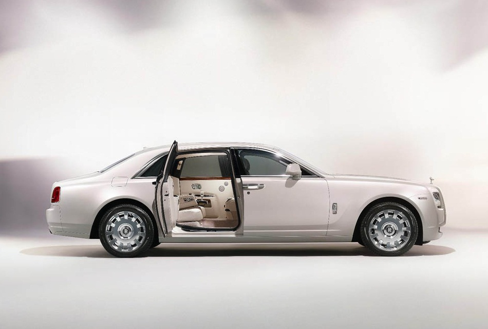 2013 Rolls royce Ghost #12