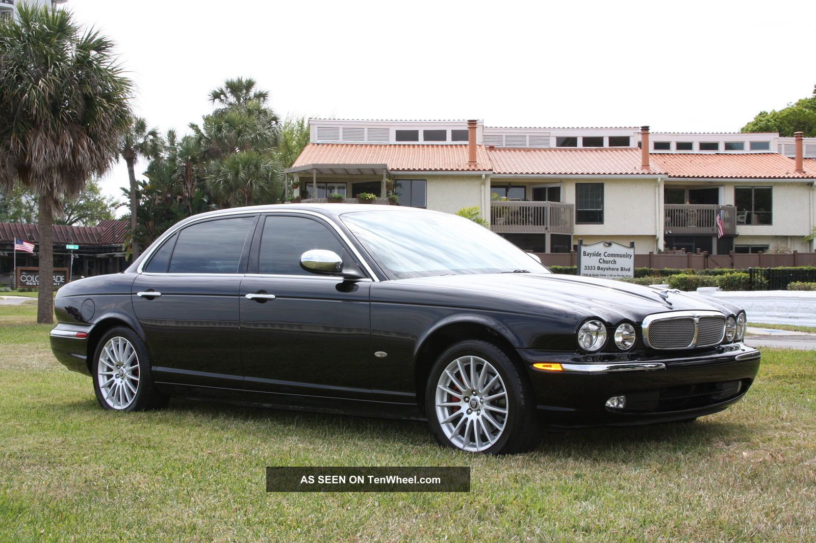 2007 Jaguar XJ8 Photos Informations Articles