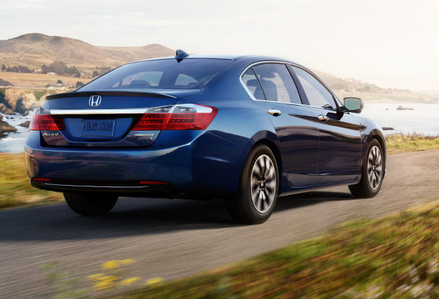 2015 Honda Accord #6