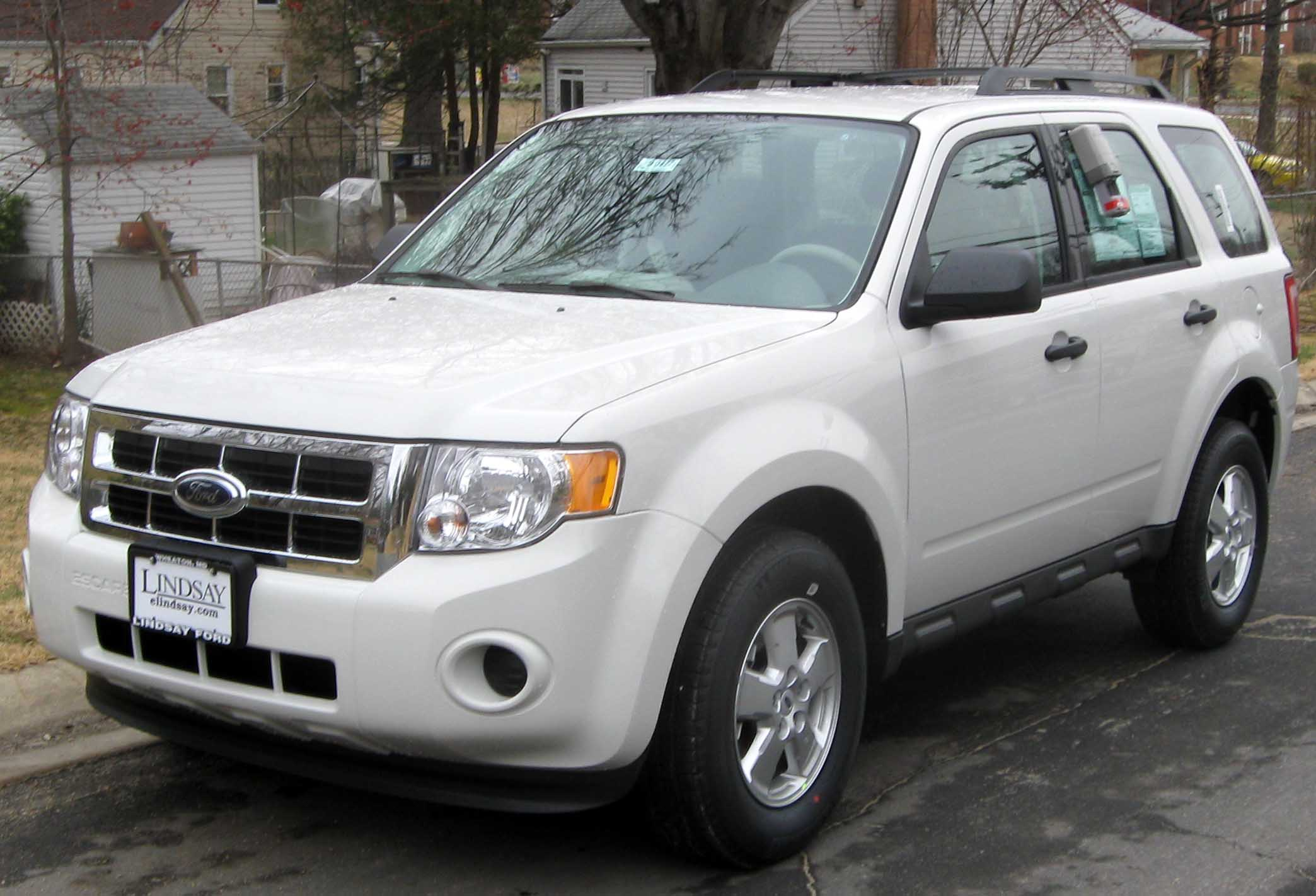 2008 Ford Escape s Informations Articles BestCarMag
