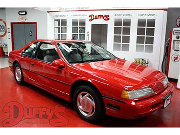 1992 Ford Thunderbird #11