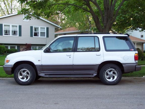 1997 Mercury Mountaineer #14