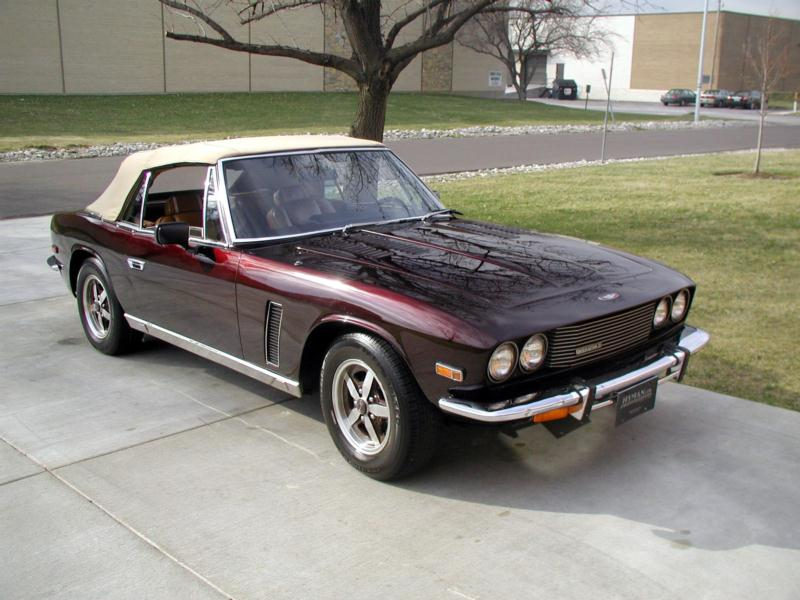 1969 Jensen Interceptor #5
