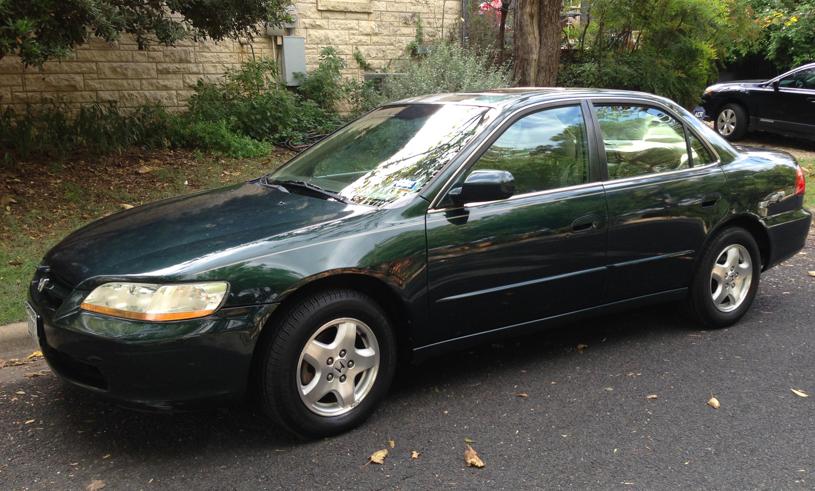 1999 Honda Accord #2