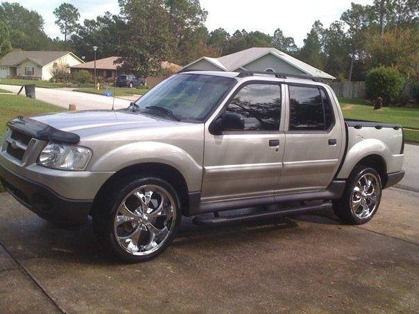 2004 Ford Explorer Sport Trac #11