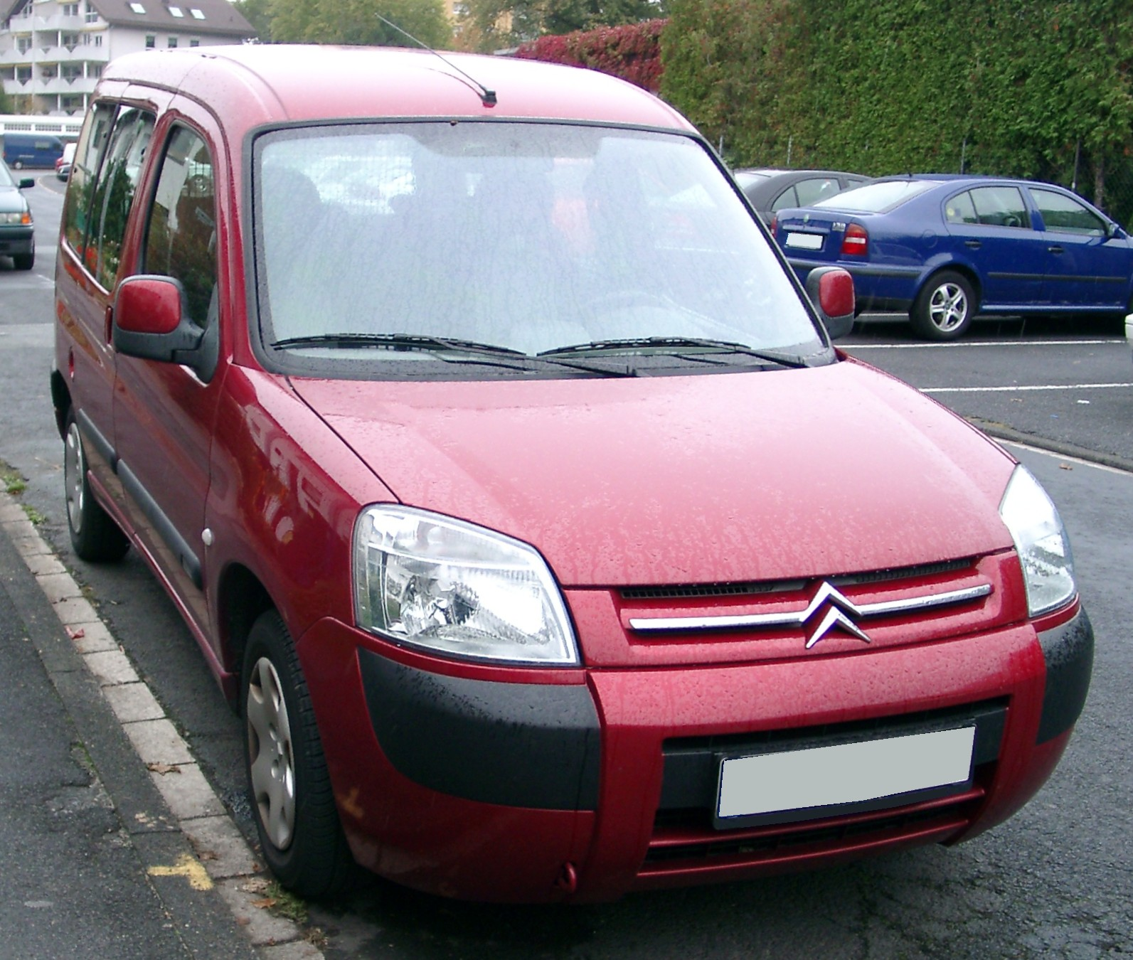 2007 Citroen Berlingo #13