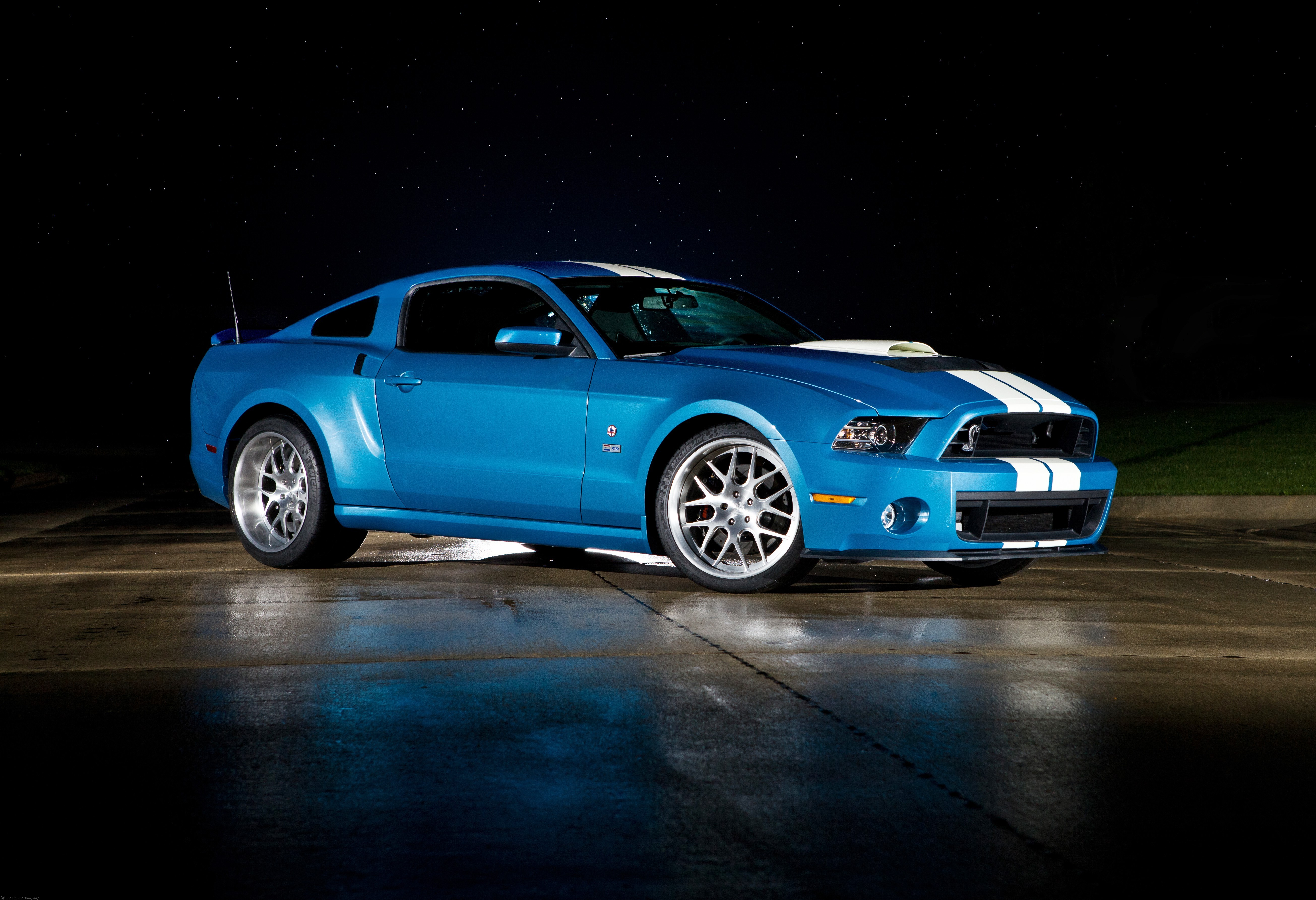 Ford Shelby GT 500 #8