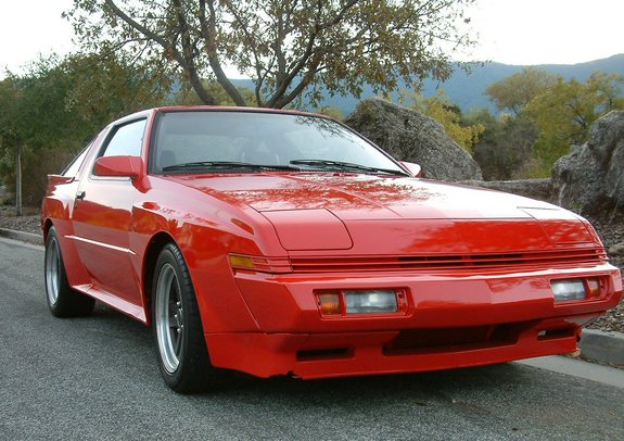 1987 Chrysler Conquest #17
