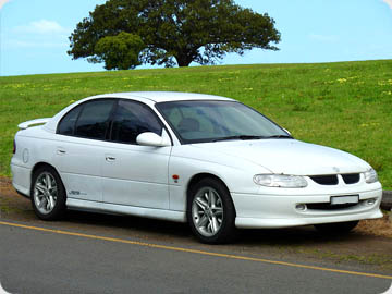2000 Holden Commodore #2
