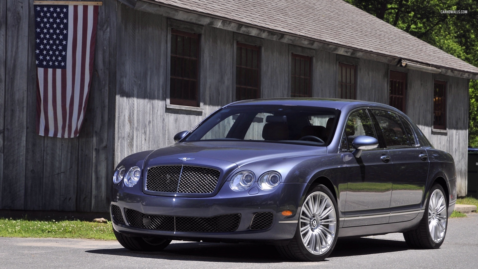 2013 Bentley Continental Flying Spur Speed #10