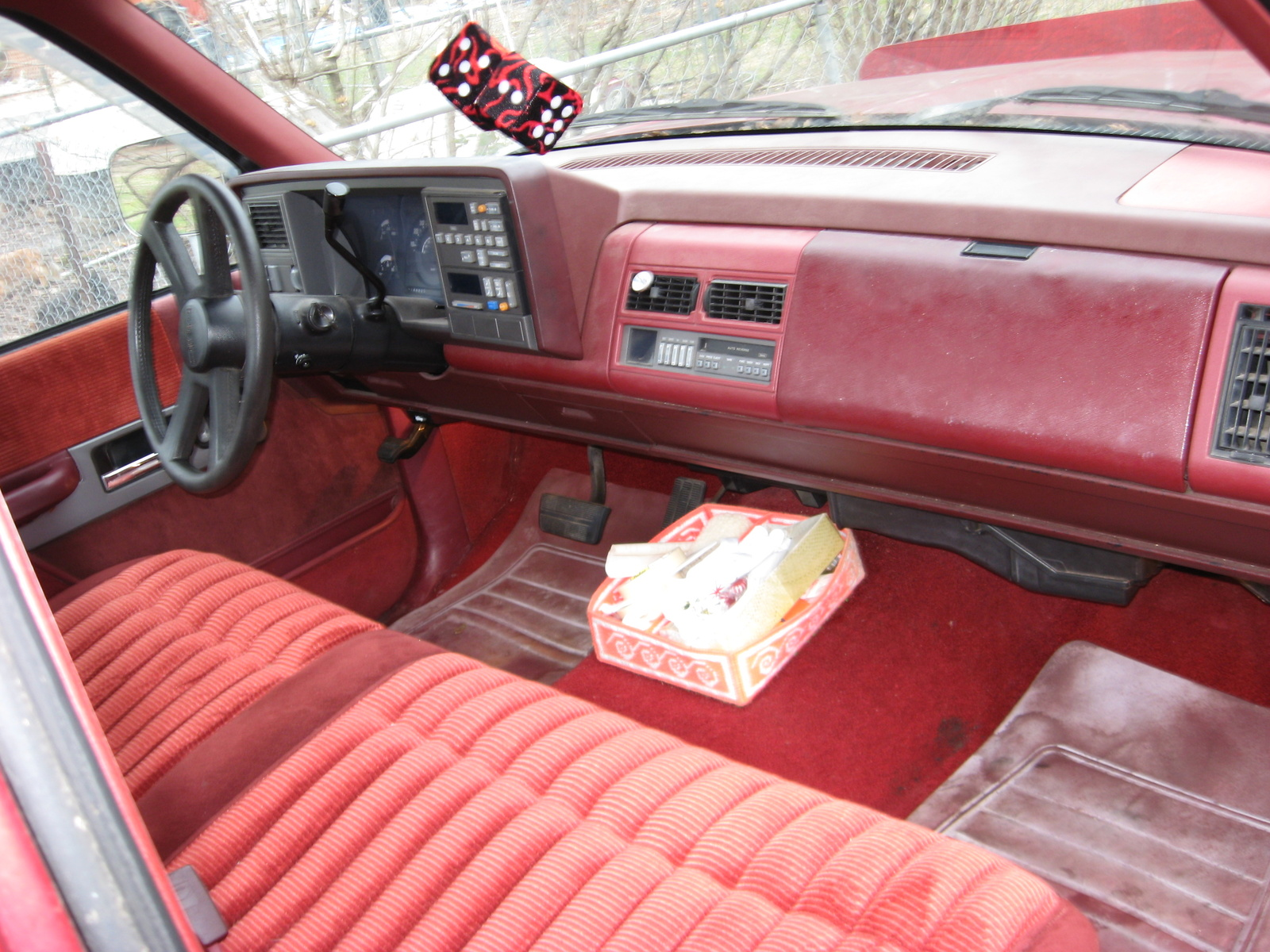 1991 Gmc Sierra 2500 Photos Informations Articles 1988 Chevrolet K2500 Wiring Diagram 6