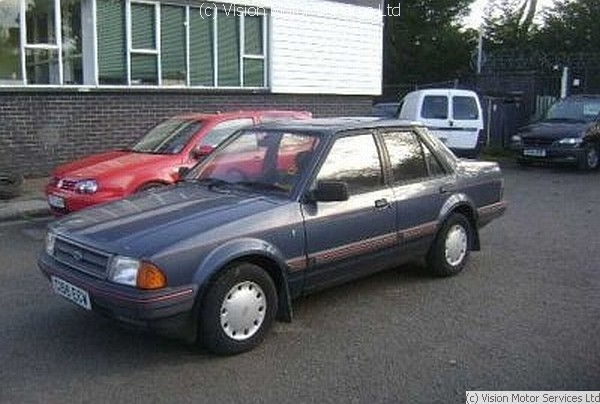 1985 Ford Orion #5