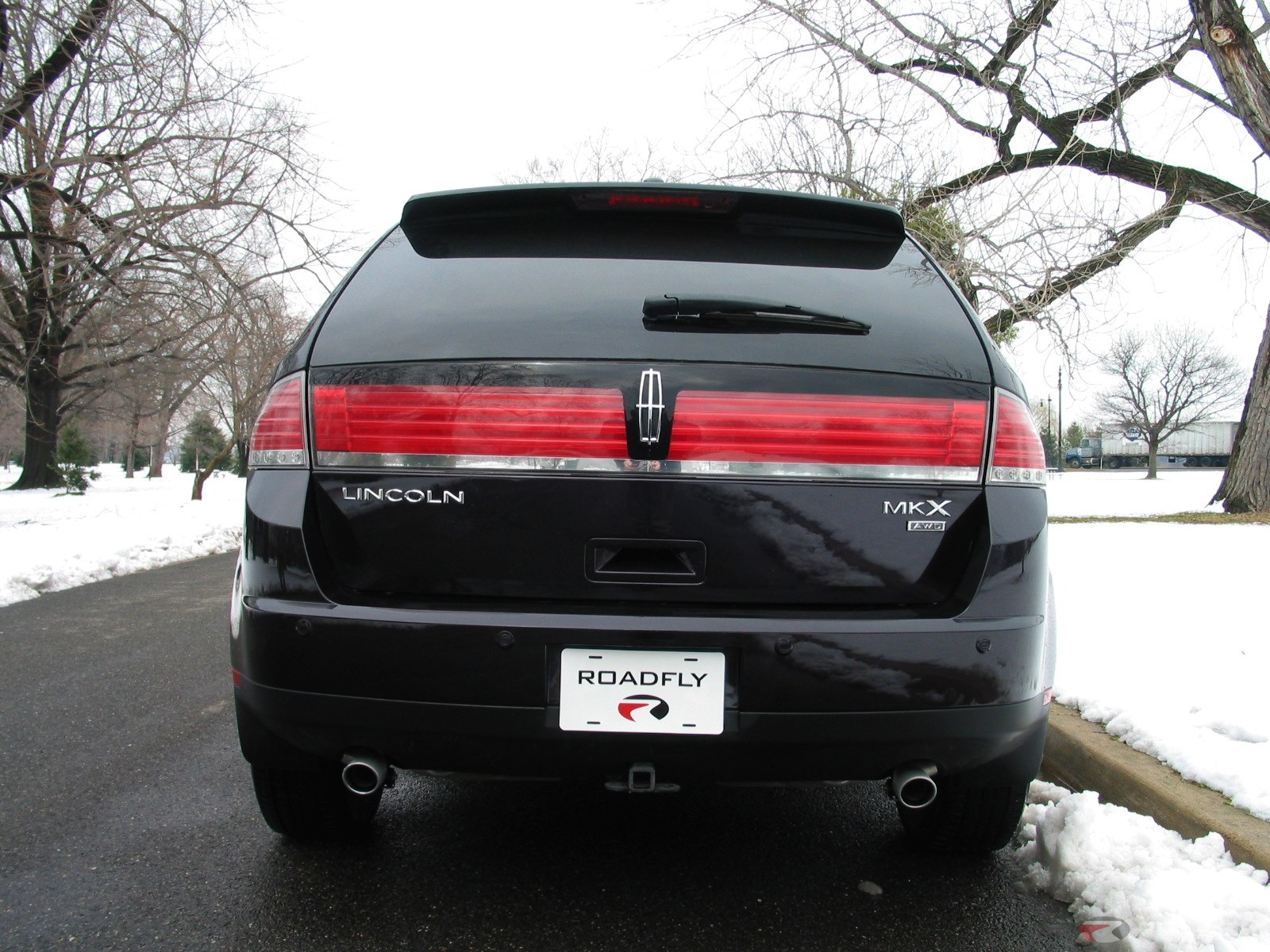 2007 Lincoln Mkx #12