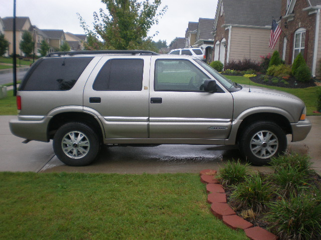 2001 GMC Jimmy #14