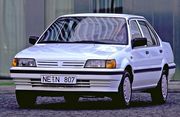 1980 Nissan Sunny Photos Informations Articles