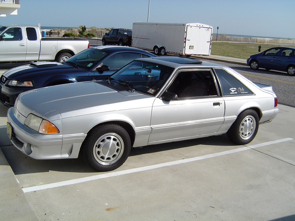 1993 Ford Mustang #16