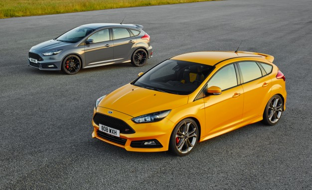 2015 ford focus st photos, informations, articles - bestcarmag