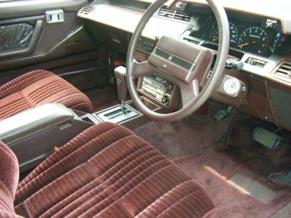 1986 Toyota Crown #10