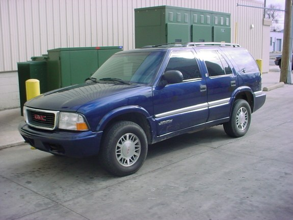 1999 GMC Jimmy #4