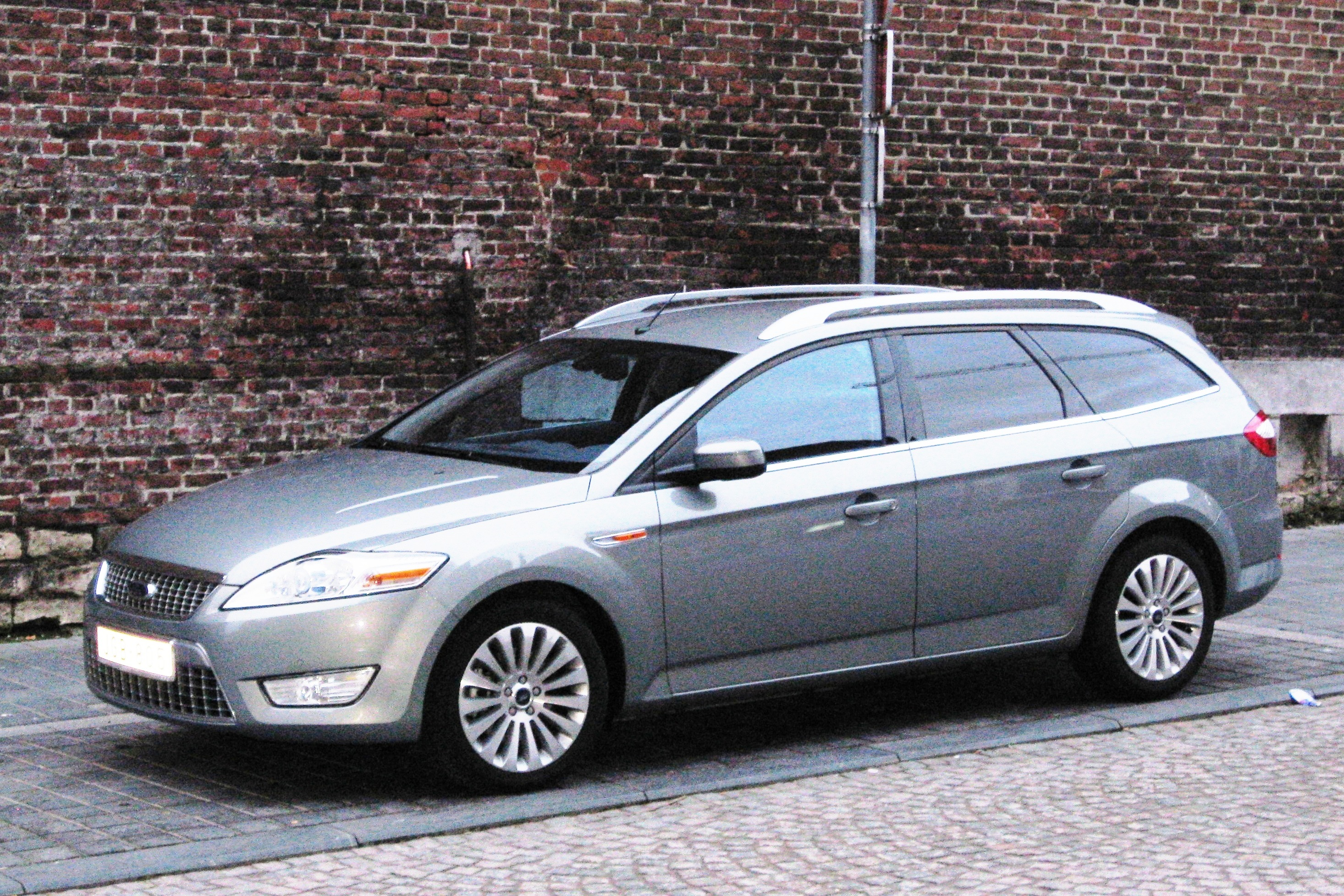 2009 Ford Mondeo #13