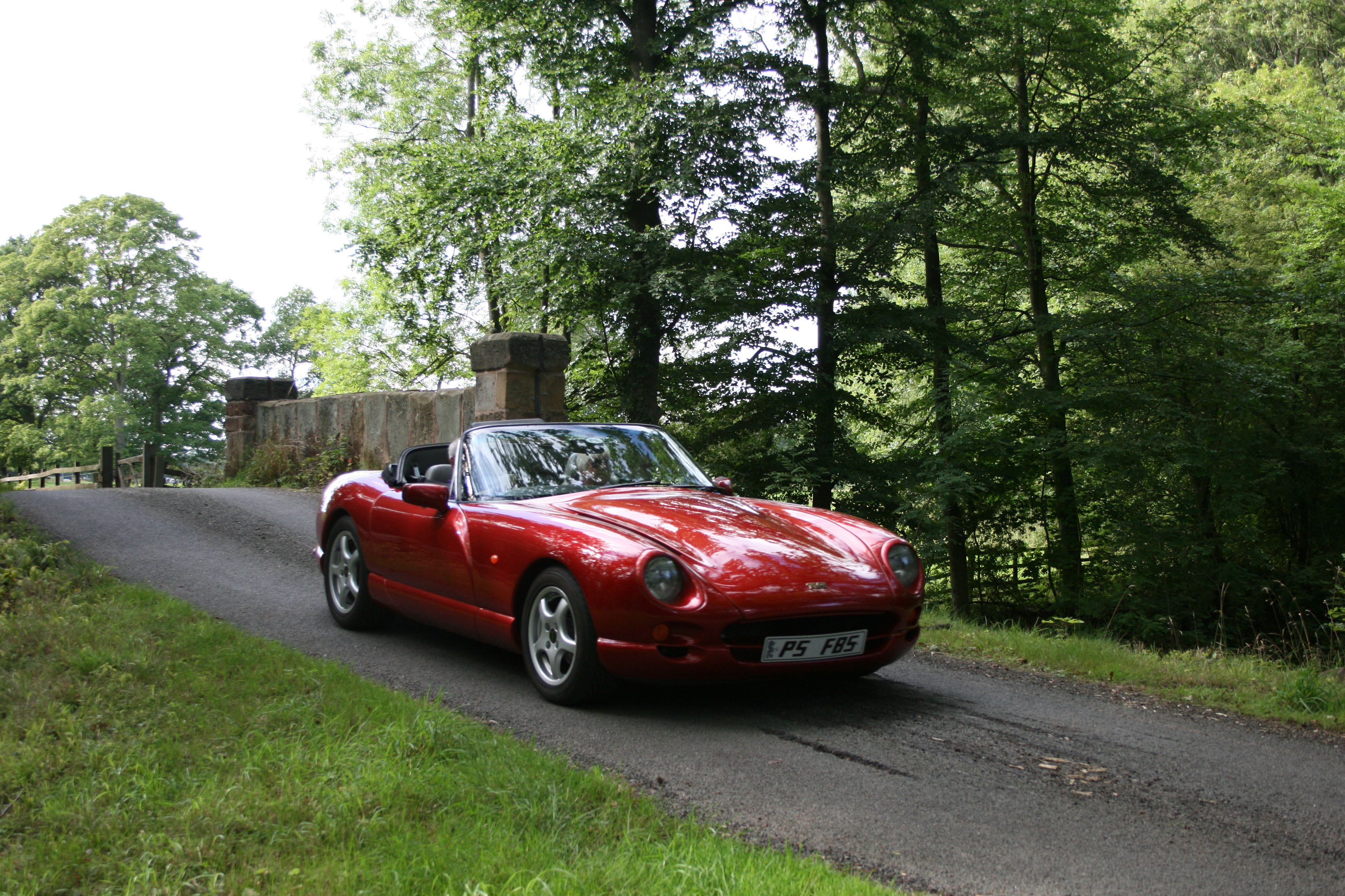 1998 TVR Griffith #6