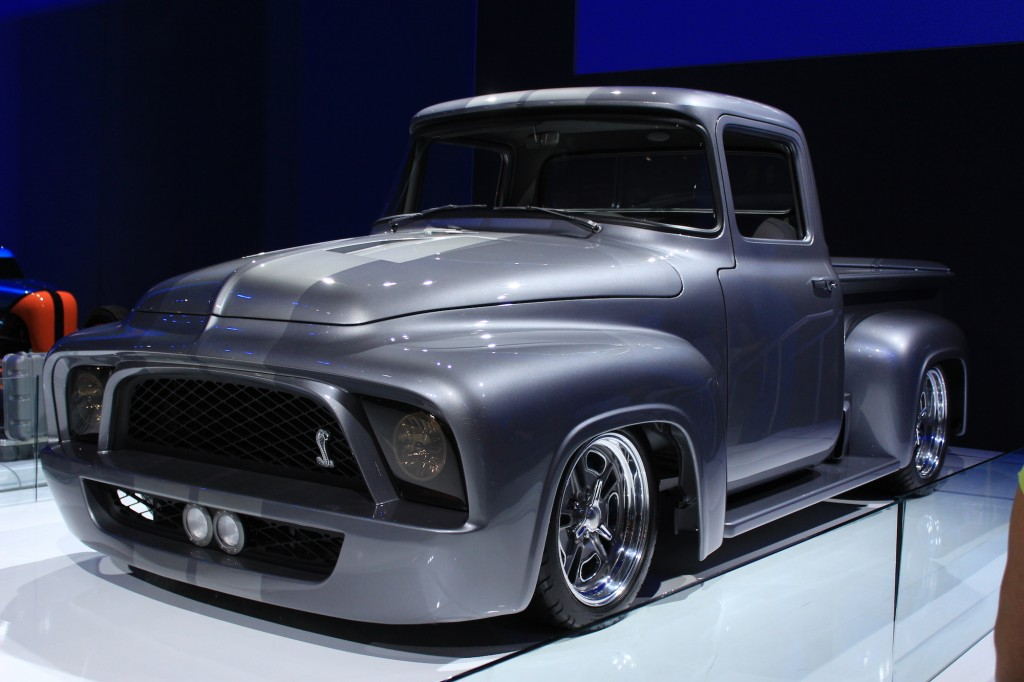 1956 Ford F #4
