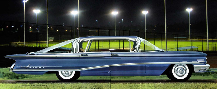 Oldsmobile Ninety-eight #17