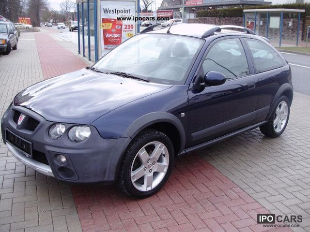 2004 Rover Streetwise #15