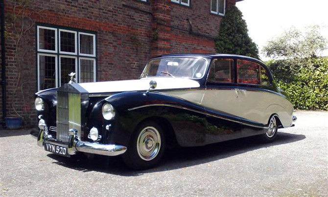 1958 Rolls royce Silver Cloud #6