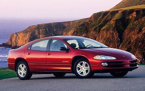 2000 Dodge Intrepid #8