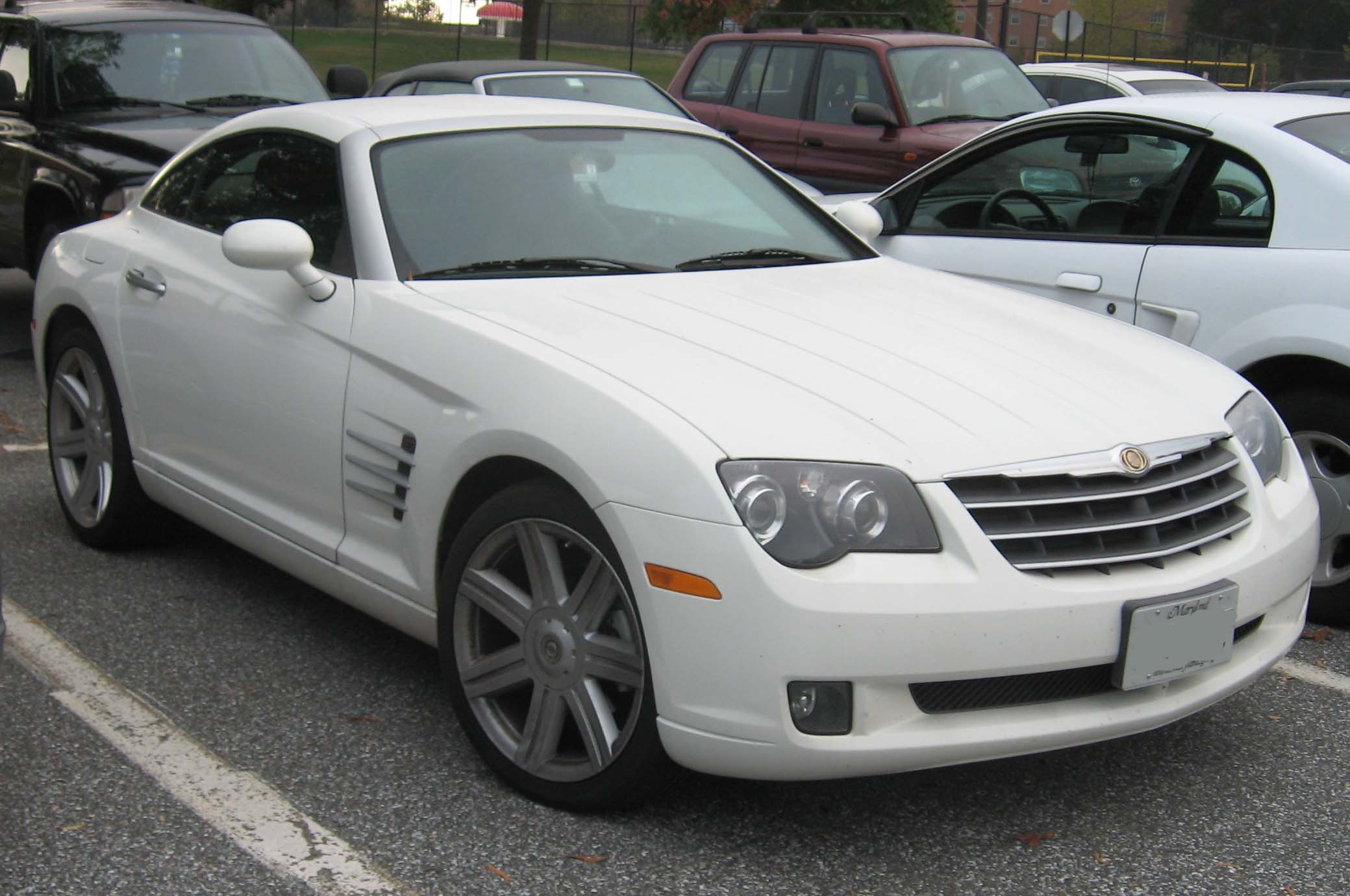 Chrysler Crossfire #8