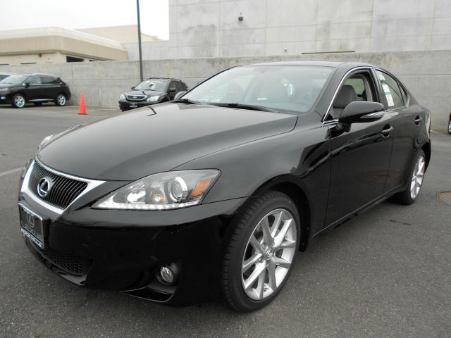 2012 Lexus Is 250 #10