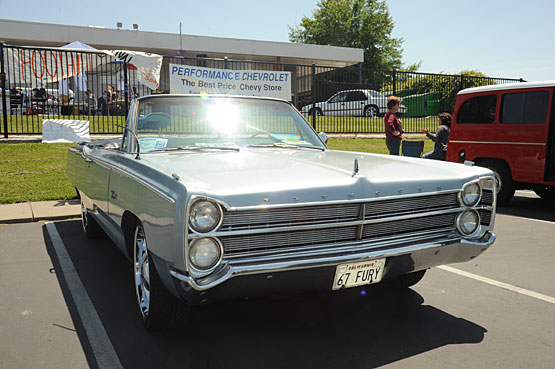 1967 Plymouth Fury #14