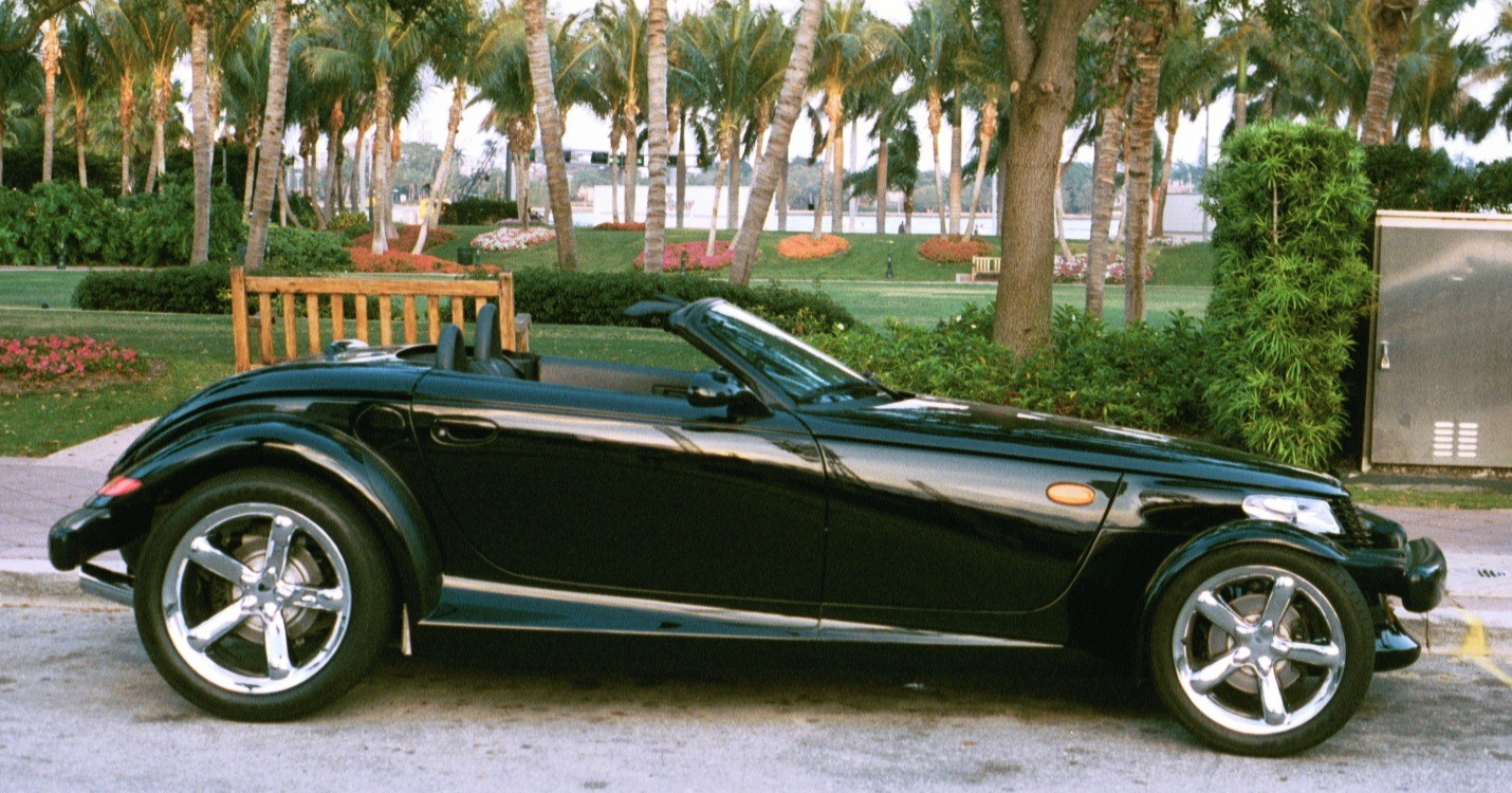 1997 Plymouth Prowler #10