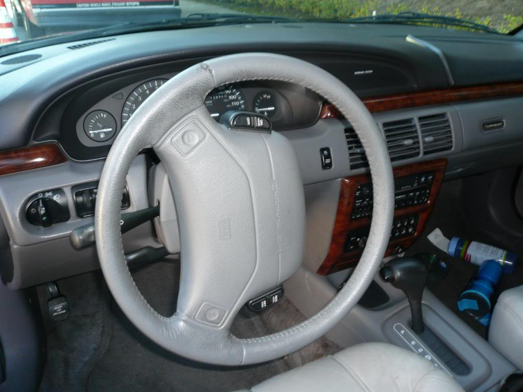 1994 Chrysler New Yorker #9