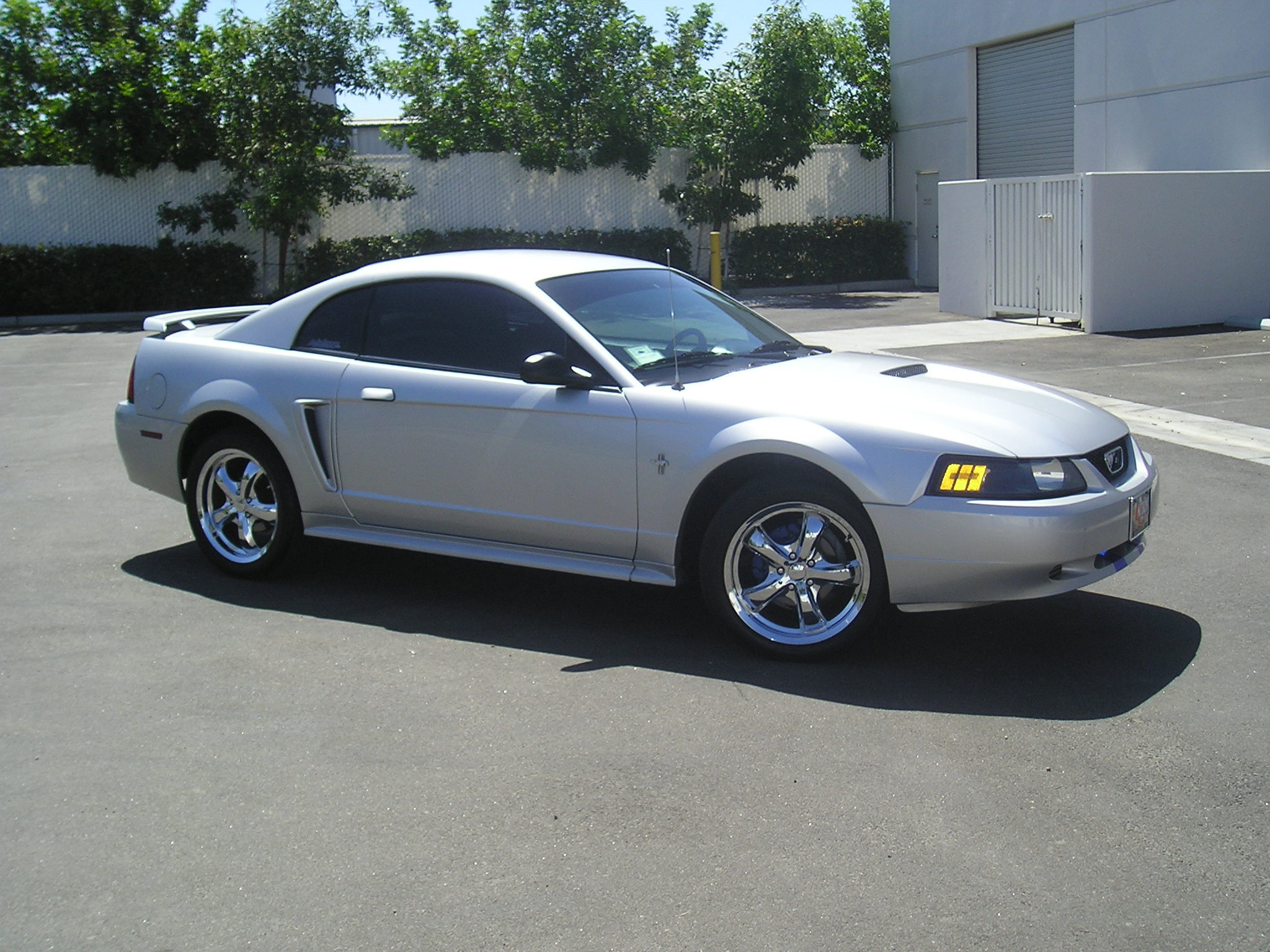 2001 Ford Mustang #3