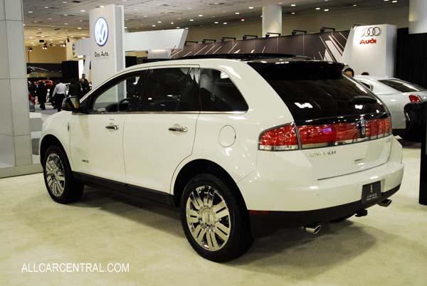 2009 Lincoln Mkx #6