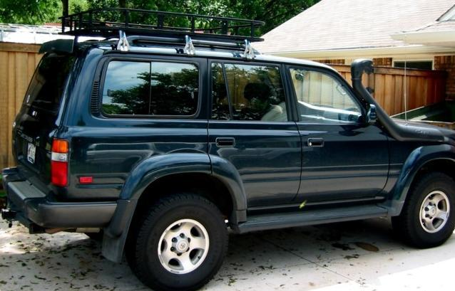1995 Toyota Land Cruiser #7